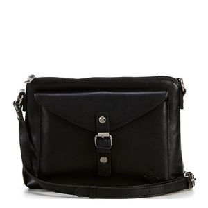 Patricia Nash  Black Avellino Crossbody Bag